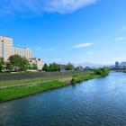 都心の賑わいもありながら豊平川河畔の自然も満喫できるシティリゾートホテル